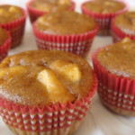 grain-free apple cinnamon mini-muffins