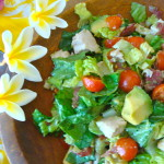 Paleo BLT Chicken Salad
