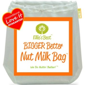 Ellie's Best Nut Milk Bag